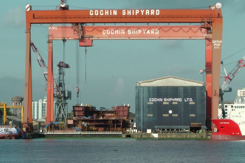 CSJAF Protesting Against Cochin Shipyard IPO - Apply IPO